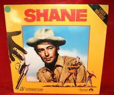 Laserdisc I * Shane * Alan Ladd Jean Arthur Van Heflin
