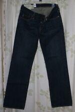 Abercrombie&Fitch Vintage Men's Classic Straight Jeans Indigo RARE NEW sz 32x30