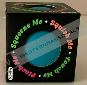 Schylling Nee Doh BLUE Stress Ball Stress Ball **New in Box**