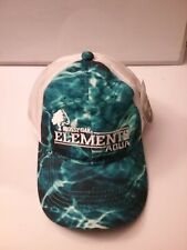 Mossy Oak Elements agua Fishing Camo Outdoor Cap OSFM Adjustable Hat