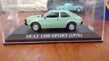 SEAT 1200 SPORT 1976   1/43