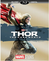 Thor: The Dark World [New Blu-ray] Ac-3/Dolby Digital, Dolby, Digital Theater