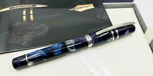 VISCONTI MIDNIGHT IN FLORENCE LIMITED EDITION FOUNTAIN PEN