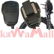 HD Mini Speaker Mic for ICOM IC-F3 F4 2 Pin with Screws