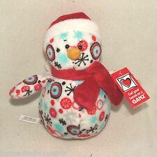 Christmas Ganz Prints Winter Cutie Snowman (HX11071) NEW!