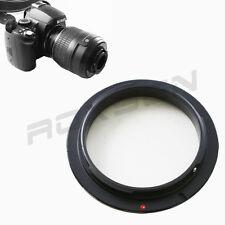 58MM 58 MM Macro Reverse Lens Adapter for CANON EOS EF MOUNT SLR DSLR camera