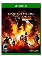 NEW & SEALED! Dragons Dogma Dark Arisen Microsoft XBox One Game