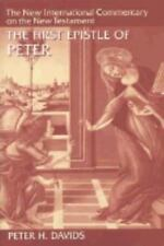 NICNT 1 Peter by Peter H Davids Very Good Condition