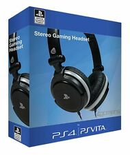 On-Cable Sony PlayStation 4 Double Video Game Headsets