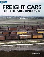 Freight Cars of the '40s and '50s, Paperback by Wilson, Jeff, Brand New, Free...