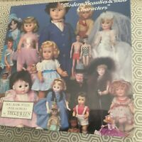 MODERN BEAUTIES DOLLS & Mad Characters Jigsaw Puzzle 500 PIECES FACTORY SEALED