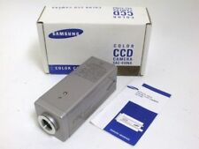 SAMSUNG SAC-410NA PRO HI RESOLUTION CCD COLOR SECURITY SURVEILLANCE VIDEO CAMERA