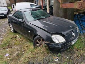 Mercedes Slk R170 Pre Facelift 2000 Breaking Spares Parts