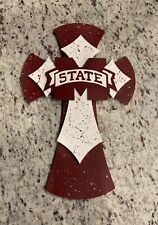 Mississippi State Wall Cross