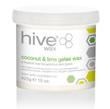 Hive of Beauty Professional Coconut and Lime Gelee Wax For Sensitive Skin 425 g