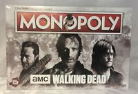 New & Sealed - Monopoly Walking Dead AMC TV Series Edition Board Game