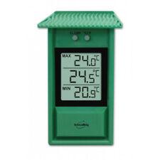 Thermomètre électronique MINI-MAXI vert