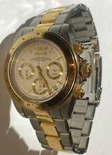 invicta mens chronograph watch 9212