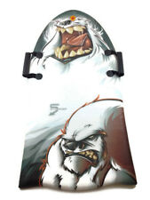 "Snorider Abominable Snowman Yeti Monster Freerider Foam Snow Sled Sledding 36"""