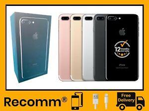 *Apple iPhone 7 Plus - 32GB/128GB - All Colours - Unlocked - Original Box +Case*