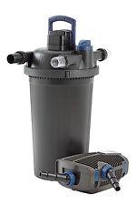 Oase FiltoClear 30000 SET Druckfilter mit UVC Teichfilter und Pumpe NEU