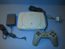 Sony PSOne White Console (SCPH-101) Playstation PSX w/ Controller FREE SHIPPING