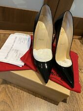 Christsin Louboutin So Kates Size 39