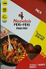 Nando's Peri Peri Pan Fry Hot Perfect For Stir Fry 6 x 40g