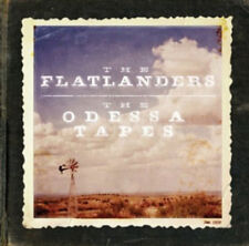 The Flatlanders : The Odessa Tapes CD (2012) ***NEW***
