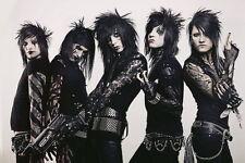 "MX01827 Black Veil Brides - American Rock Band Music Star 36""x24"" Poster"