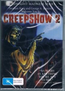 Creepshow II Part 2 Stephen King DVD New and Sealed Australian Release
