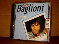 CLAUDIO BAGLIONI Baglioni Diario CD Raccolta + 4 Inediti  NUOVO SIGILLATO!!!