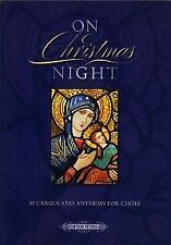 Choir Holiday Christmas Sheet Music & Song Books