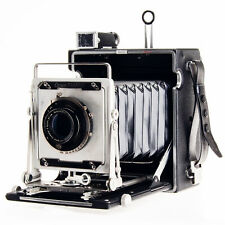 Graflex Crown Graphic Large Format Film Camera With 21cm (210mm) F6.8 Lens