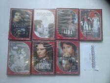 LOTTO SOPHIA LOREN 7 DVD Surf Video NUOVI e USATI (come nuovi) OCCASIONE