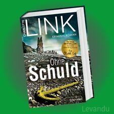 OHNE SCHULD | CHARLOTTE LINK | Kriminalroman - Die Kate-Linville-Reihe - Band 3