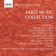 Various Artists - Early Music Collections / Various [New CD] Anniversary Edition