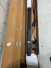 2 -APC Rack PDU 2G, Metered-by-Outlet, ZeroU, 30A, 200/208V, (21) C13 & (3) C19