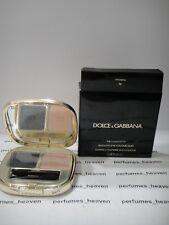 Dolce & Gabbana The eyeshadow Smooth Eye Colour Duo .17 oz STROMBOLI 110