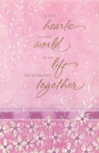 American Greetings Anniversary Card: The Life & Love You've Created Together...