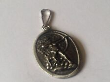 Diana Goddess code dr88 Emblem Made From Fine English Pewter on a Zip Puller