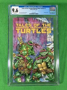 Tales of the Teenage Mutant Ninja Turtles TMNT 1 - Mirage - CGC 9.6 White - 1987
