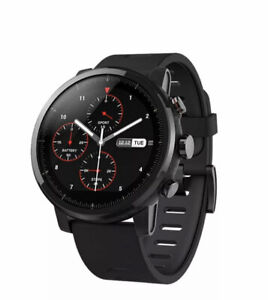 Xiaomi amazfit Stratos A1619 heart rate Smartwatch 2-Black