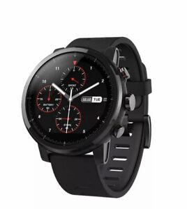 Xiaomi amazfit Stratos A1619 heart rate Smartwatch 2-Black