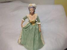 Franklin Mint Marie Antoinette Figurine 1982 Limited Edition Fine Porcelain
