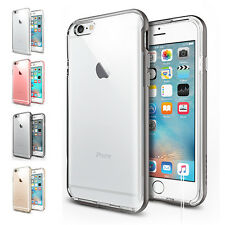 iPhone 7 6S / 7 Plus 5C 5 Case, Compact Hybrid Ultra Slim Gel Cover for Apple