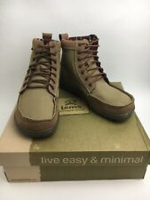 "New Lems ""Live Easy & Minimal"" Boots Men's Brown/Multicolor NEW Size 8US EU41"