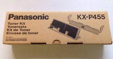 PANASONIC KX-P455 PRINTER TONER CARTRIDGE, GENUINE, KX-P5400, KX-P4400, NEW