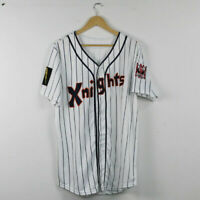 Roy Hobbs New York Knights #9 All Stitched Baseball Jerseys Men's Vintage Jersey