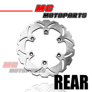 Solid Rear Brake Disc Rotor For DUCATI 750 SS SUPERSPORT 91-02 94 95 96 97 98